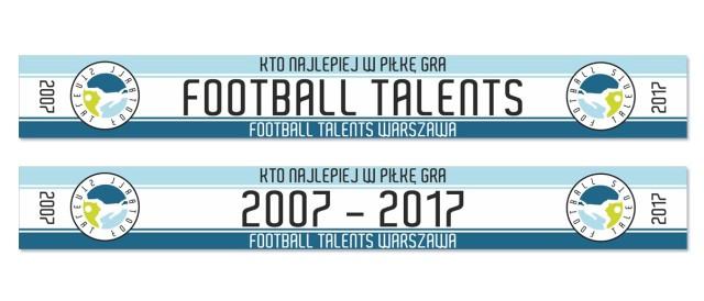 football talents szalik wybrany 2